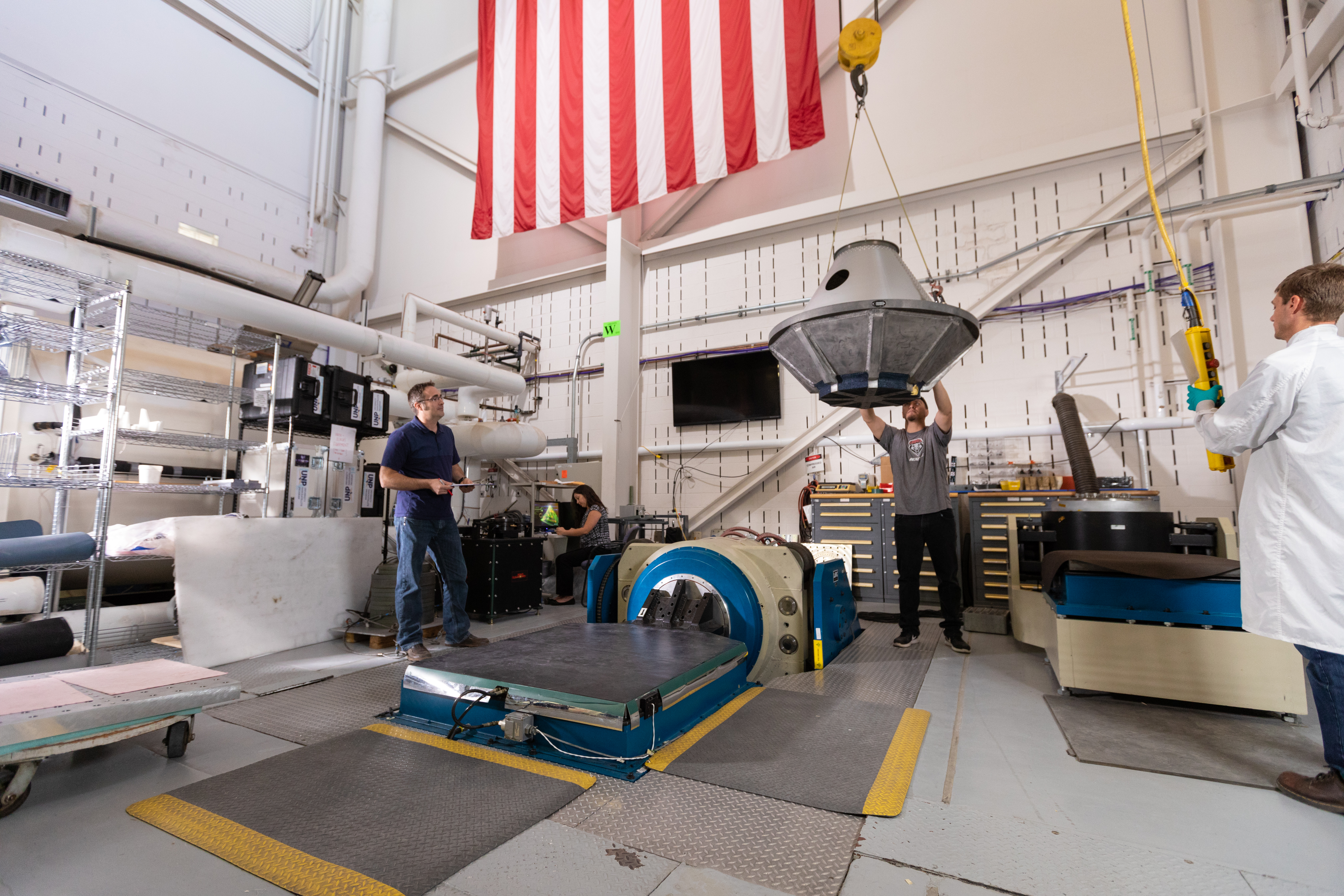 "With headquarters at Kirtland Air Force Base, N.M., the Air Force Research Laboratory Space Vehicles Directorate serves as the Department of the Air Force's ""Center of Excellence"" for space technology research and development."