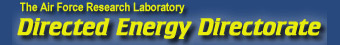 Graphic of AFRL Directed Energy Directorate