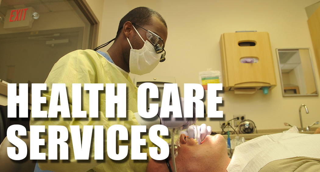 Photo Illustration for Health Care Services